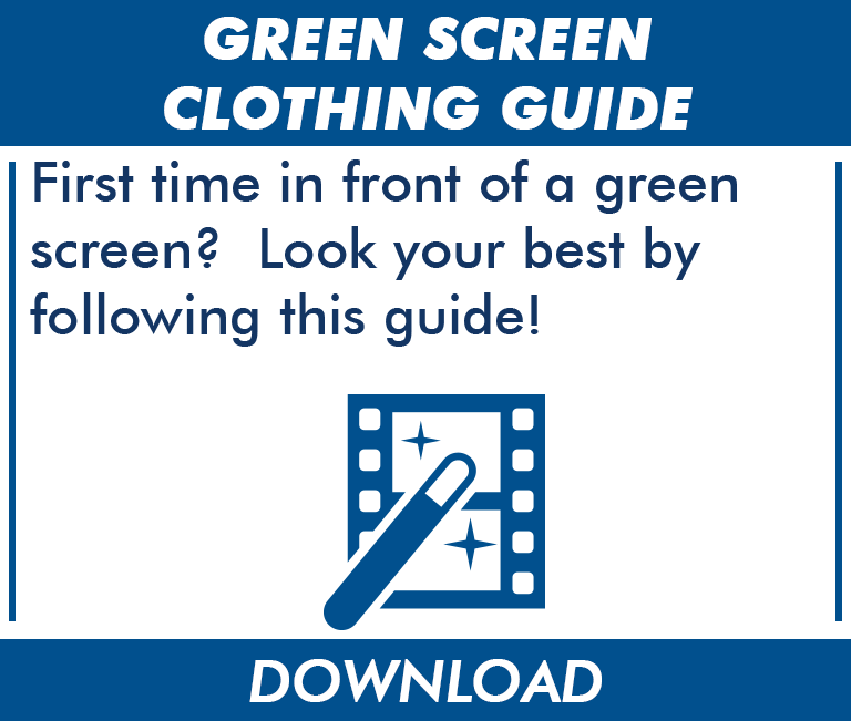 Green Screen Clothing Guide
